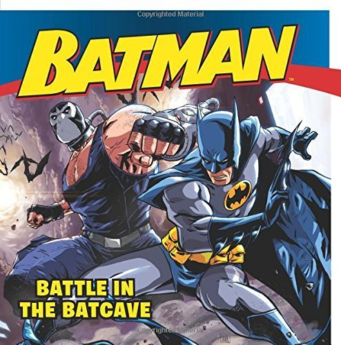 Batman Classic: Battle in the Batcave by Lemke, Donald (2014) Paperback