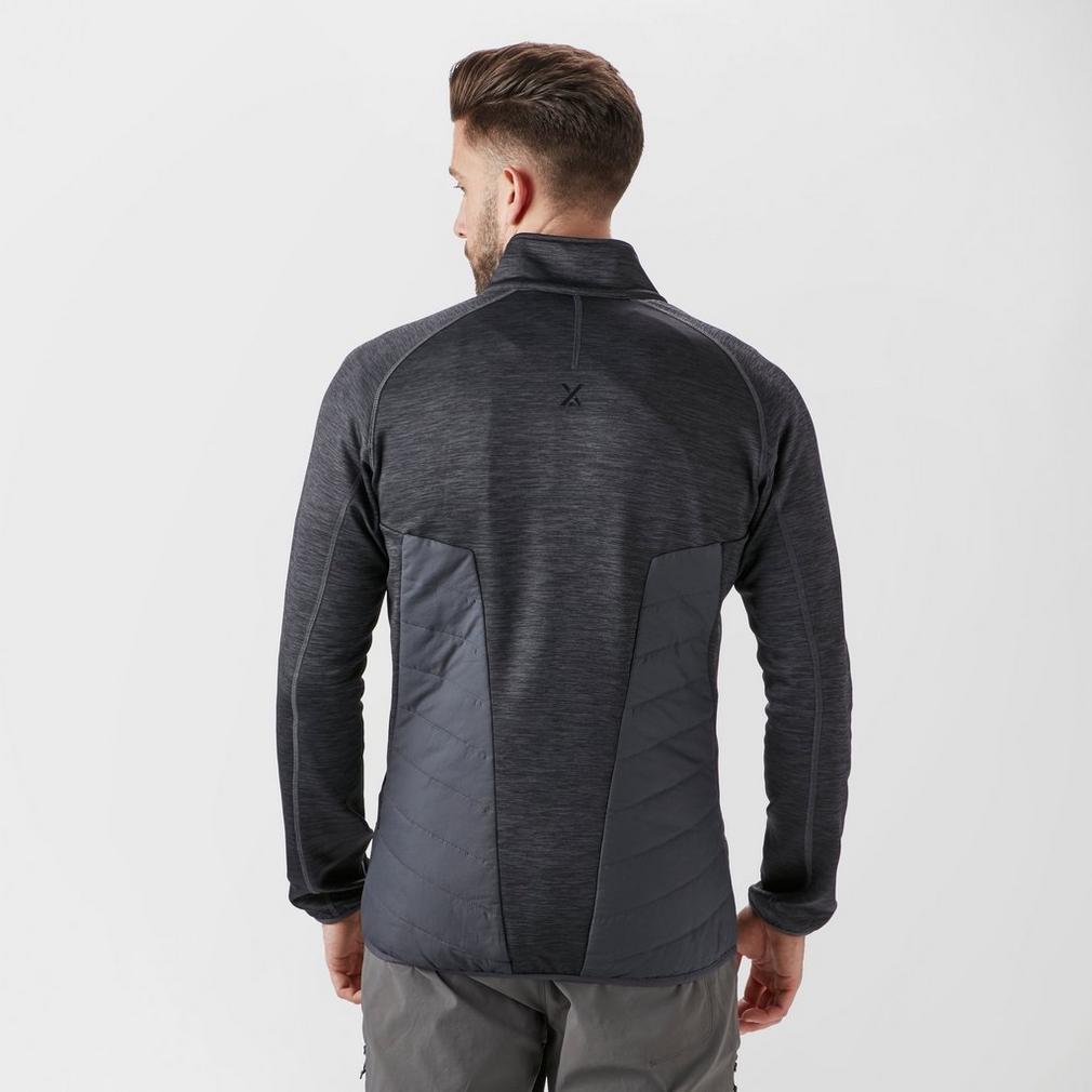 original attractivedesigns top-rated real berghaus Men's Gemini Hybrid Water Repellent Fleece Jacket ...