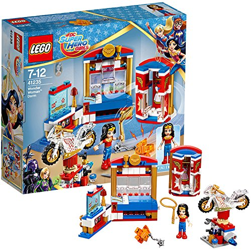 LEGO-41235-Wonder-Woman-Dorm-Set