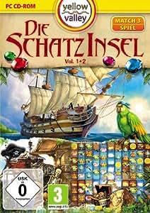 Die Schatzinsel Vol. 1+2
