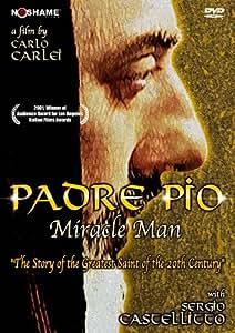 Padre Pio Miracle Man [DVD] [2000] [Region 1] [US Import] [NTSC]