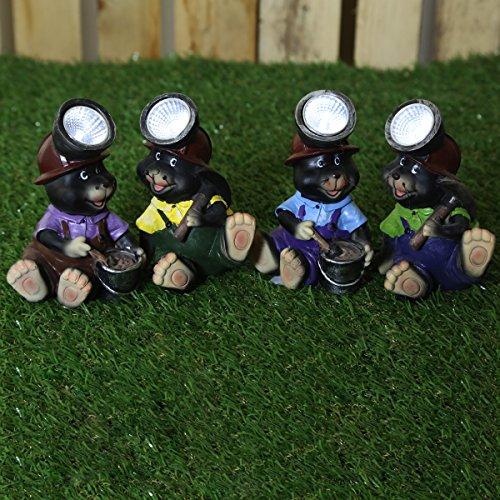 solar-mining-mole-garden-light-collection-4-pack