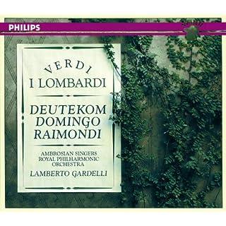 Verdi: I Lombardi / Act 2 - Cabaletta: