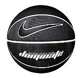 Nike Erwachsene Dominate Baskettball, Dark Grey/White/Black, 7