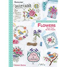 Cross Stitch Mini Motifs: Flowers: More Than 50 New Mini Motifs