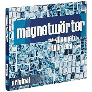 Kylskapspoesi 10001 - Original Magnetwörter