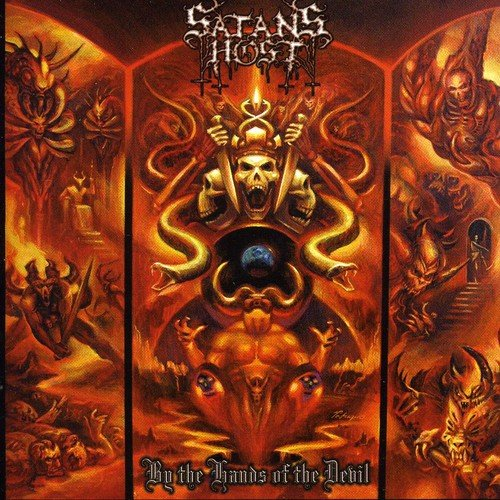 Satan'S Host: By the Hands of the Devil (Audio CD)