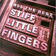 All the Best by Stiff Little Fingers (1991-09-16)