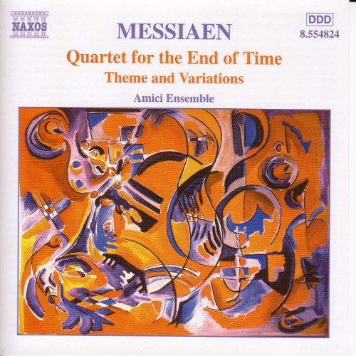 Messiaen: Quartet for the End ...