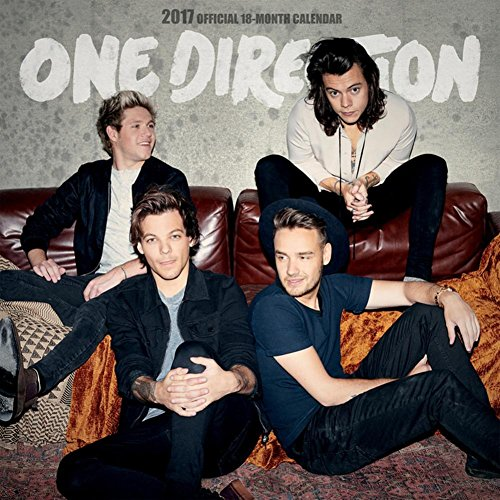 One Direction 2017 Square Global (Multilingual Edition) by BrownTrout (2016-07-30)
