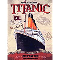suchergebnis auf f r titanic poster bilder poster kunstdrucke skulpturen. Black Bedroom Furniture Sets. Home Design Ideas