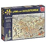 Jan Van Haasteren Neujahr-Dip Comic Puzzle 2000 Stücke