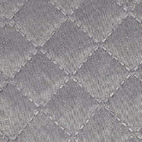 Copridivano con penisola dx sx angolare double face salvadivano irge adatto trapuntato vari colori imbottito (5/grigio chiaro, 2 posti)