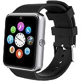 Willful Smartwatch, Reloj Inteligente Android con Ranura para Tarjeta SIM,Pulsera Actividad Inteligente para Deporte, Reloj I