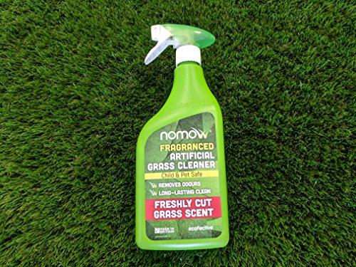 Nomow Accesorio para Césped Artificial, Color Verde