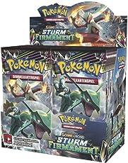 Pokemon SM07 Sturm am Firmament Display Mit 36 Boosterpacks