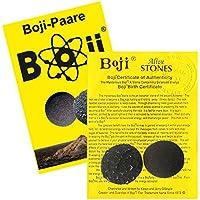 Boji-Paar, Boji lebende Steine, ca. 15-20mm inkl. Original-Zertifikat + Booklet preisvergleich bei billige-tabletten.eu