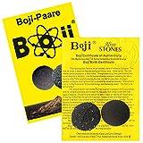 Boji-Paar, Boji lebende Steine, ca. 15-20mm inkl. Original-Zertifikat + Booklet