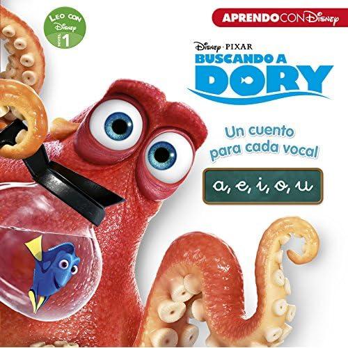 Buscando a Dory. Un cuento para cada vocal: a, e, i, o, u (Leo con Disney - Nivel 1) 7