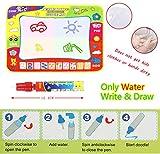 Magic Wasser Doodle Malmatte Für Kinder 80CMx60M,TQP-CK 4 Farben Doodle Matte zum Bemalen mit 4 Wasser Doodle Stifte hergestellt von TQP-CK
