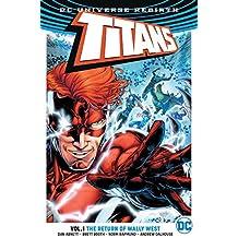 Titans TP Vol 1 The Return of Wally West (Rebirth) (Titans (Rebirth))