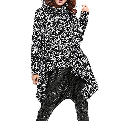 tres-chic-mailanda-damen-asymmetrisch-langarm-pullover-sweater-poncho-mit-schalkragen-one-size-buchs