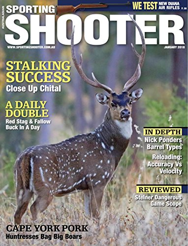 Sporting Shooter: Stalking Success (English Edition) por Carol Peter