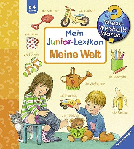 Mein junior-Lexikon: Meine Welt (Wieso? Weshalb? Warum? Sonderband) (Geschenk Junior)