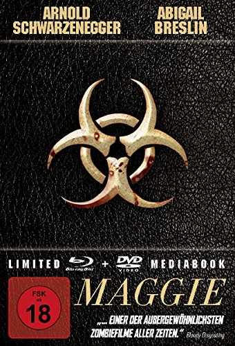 Maggie - Mediabook [Blu-ray] [Limited Edition]