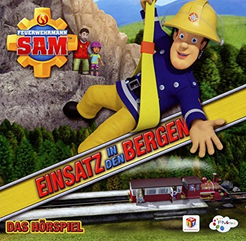 Feuerwehrmann Sam - Einsatz in Den Bergen (Das H??rspiel) by Feuerwehrmann Sam (Feuerwehrmann Sam-usa)