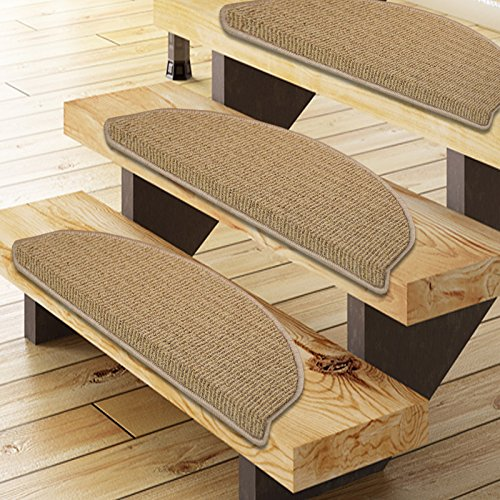 tapis-escalier-beige-casa-purar-polypropylene-resistant-et-durable-3-couleurs-au-choix-berlin-lot-de