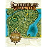 Curse of the Crimson Throne Map Folio (Pathfinder Chronicles)