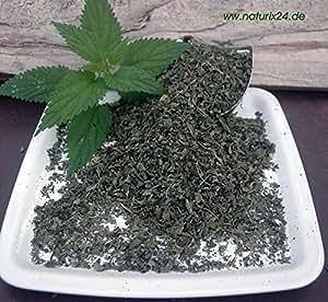 Naturix24 – Brennnesseltee, Brennnesselblätter geschnitten – 100 g Beutel