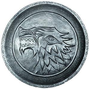 Dark Horse - Game Of Thrones, escudo huargo pin de zinc de la casa Stark, 5 cm (SDTHBO22175) de Dark Horse
