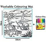 Smart Picks 50 x 50cm Dinosaur World Was...