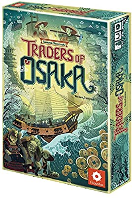 Asmodee - FIOSA01 - Traders Of Osaka