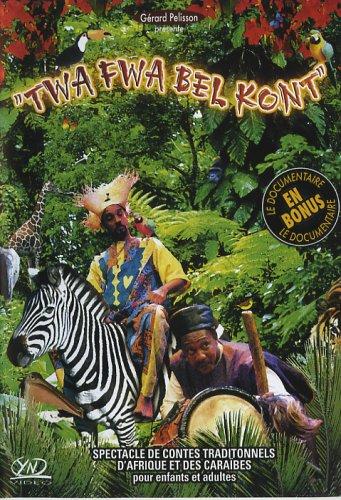 twa-fwa-bel-kont-francia-dvd