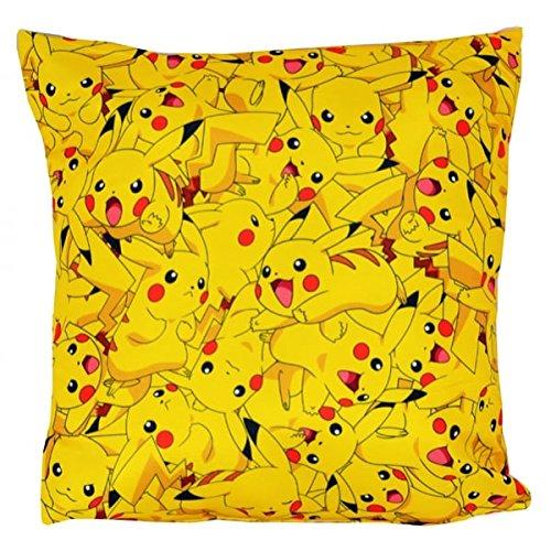 Pokemon 'Catch' Bettwäsche-Set für Einzelbett, Polyester, Mehrfarbig, 40 x 12 x 40 cm