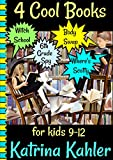 Want to try some great stories by the best selling author Katrina Kahler? This book has 4 great stories! All are different and great for girls and boys aged from 9 to 12. You can choose which ones you want to read! Witch School Book 1: Imagine being ...