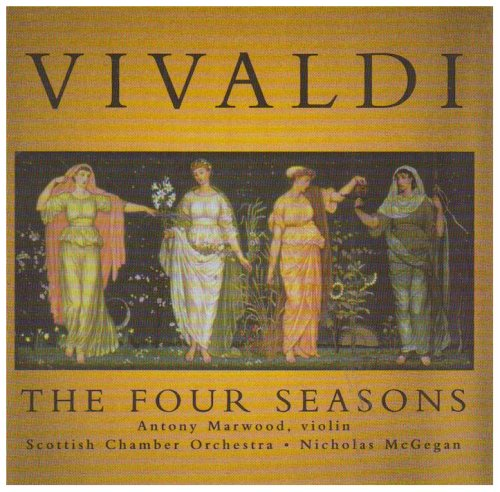 Vivaldi:Four Seasons Fuze-serie