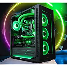 GameMachines Slayer - Gaming PC - Intel Core i7 - NVIDIA GeForce GTX - Z370 Mainboard - RGB Beleuchtung & RGB Lüfter - Individuell konfigurierbar