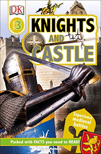 DK Readers L3: Knights and Castles