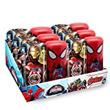 Reloj digital Spiderman Vengadores Avengers Marvel surtido
