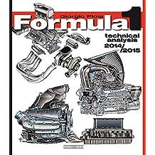 Formula 1 2014-2015. Technical analysis (Tecnica auto e moto)