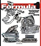 Formula 1 2014-2015. Technical analysis (Tecnica auto e moto)