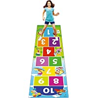 SEAHELTON Jumbo Play Game for Kids & Adults Family Game, Floor Game,Child Learning Game ( 2.5 feet x 8 feet- PVC Flex…