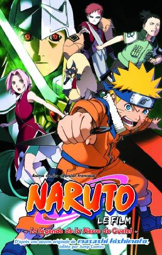 Anime Comics Naruto - La Légende de la Pierre de Guelel