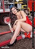 Feuerwehrkalender 2019 (Wandkalender 2019 DIN A4 hoch): Heiße Frauen in Feuerwehr - Einsatzsituationen (Monatskalender, 14 Seiten ) (CALVENDO Menschen) Test