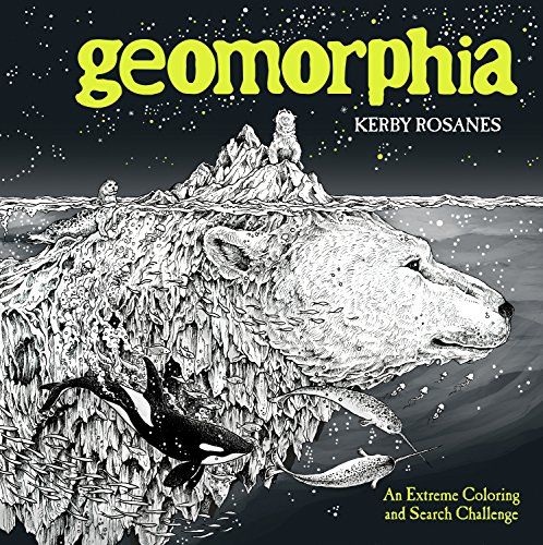 Preisvergleich Produktbild Geomorphia: An Extreme Coloring and Search Challenge