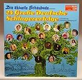 Die aktuelle Schaubude präsentiert 24 Große Deutsche Schlagererfolge [Vinyl Schallplatte] [Doppel-LP]